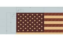 US flag stars