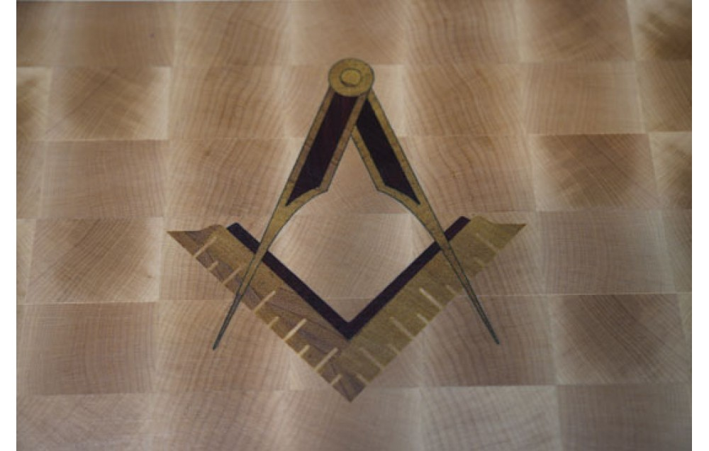 Freemason sign