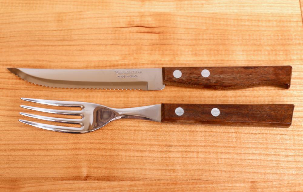 Доска для стейка с приборами MTM-LGCB0107