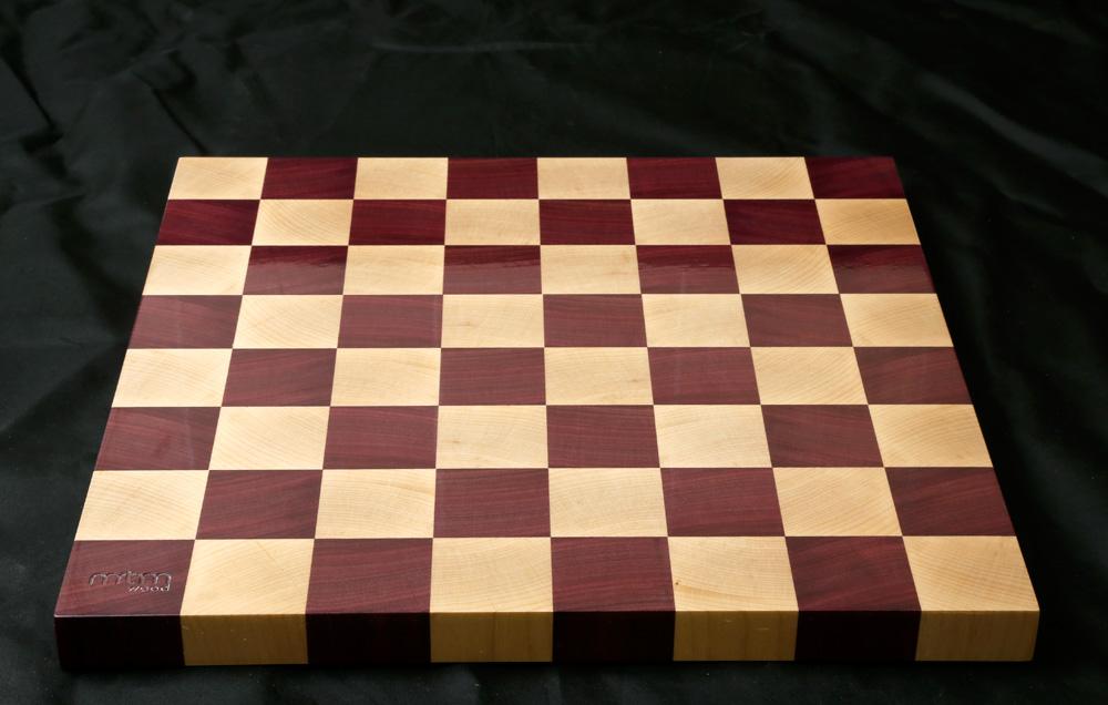 Торцевая шахматная доска MTM-CH0010