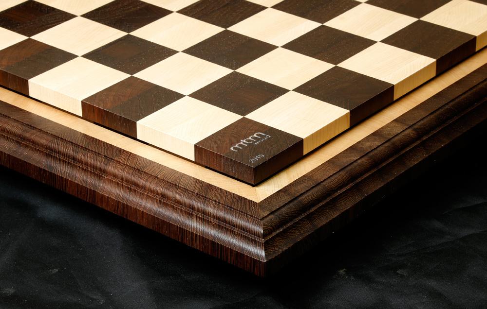 Торцевая шахматная доска MTM-CH0012