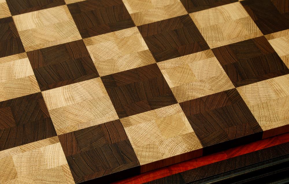 Торцевая шахматная доска MTM-CH0020