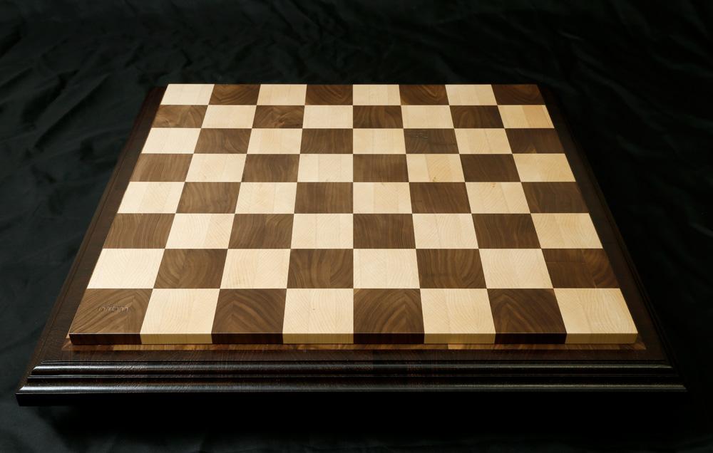 Торцевая шахматная доска MTM-CH0022