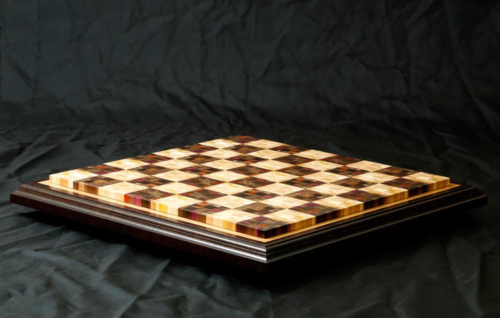 Торцевая шахматная доска MTM-CH0023