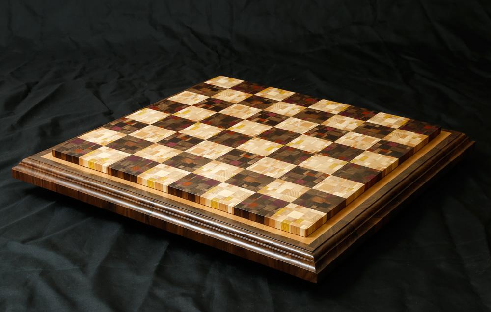 Торцевая шахматная доска MTM-CH0024