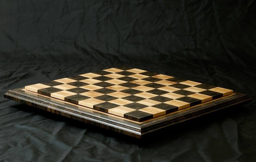 Торцевая шахматная доска MTM-CH0033
