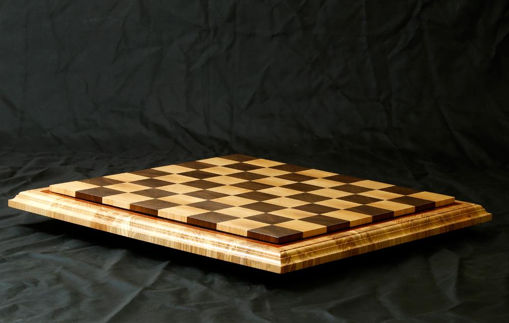 Торцевая шахматная доска MTM-CH0035
