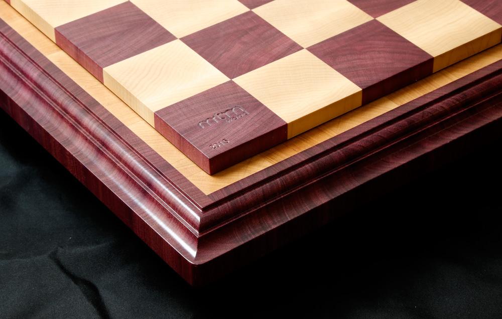Торцевая шахматная доска MTM-CH0004