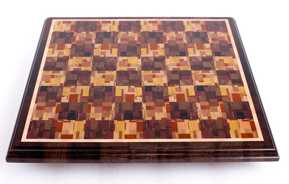 Торцевая шахматная доска MTM-CH0043