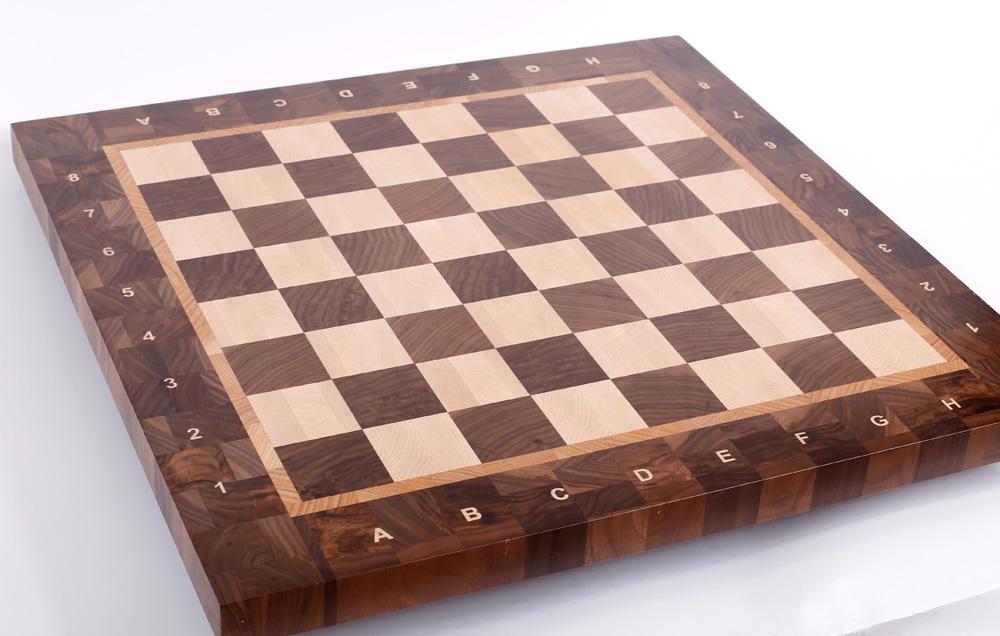 Торцевая шахматная доска MTM-CH0044