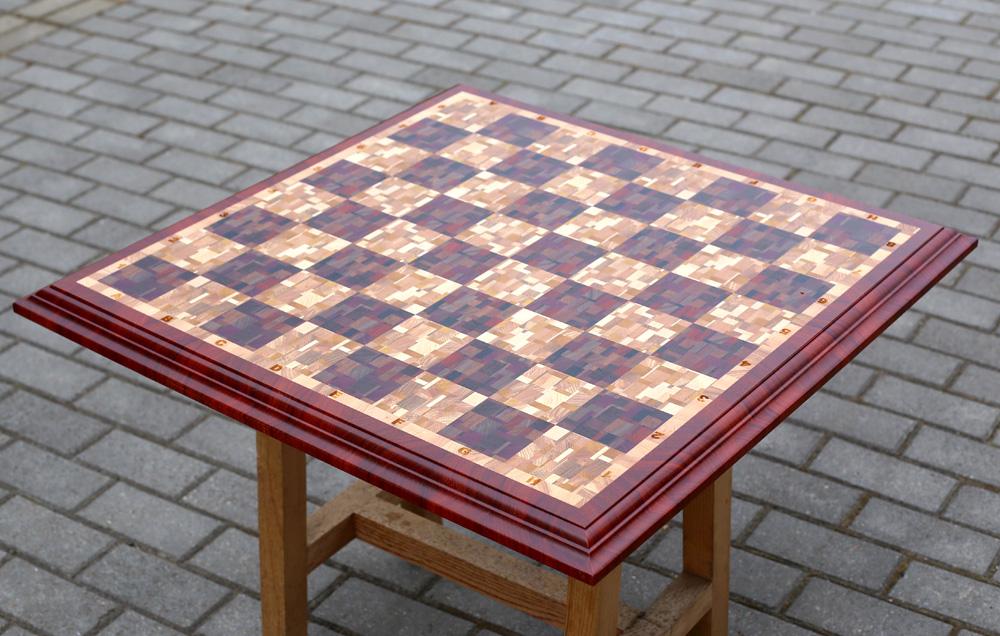 Торцевая шахматная доска MTM-CH0048