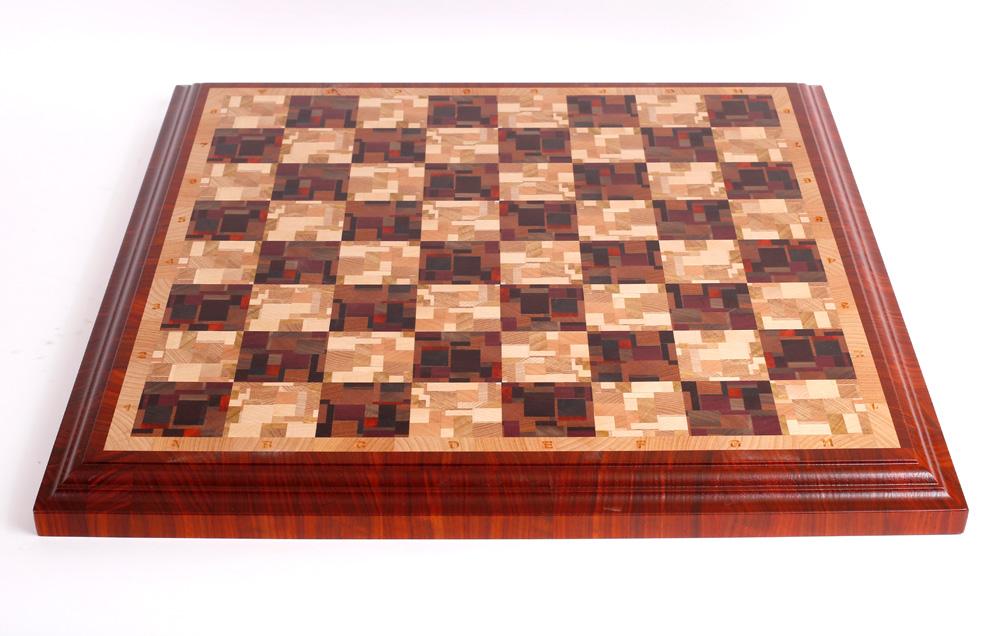 Торцевая шахматная доска MTM-CH0049