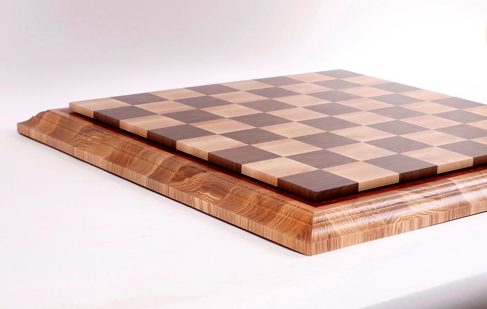 Торцевая шахматная доска MTM-CH0054
