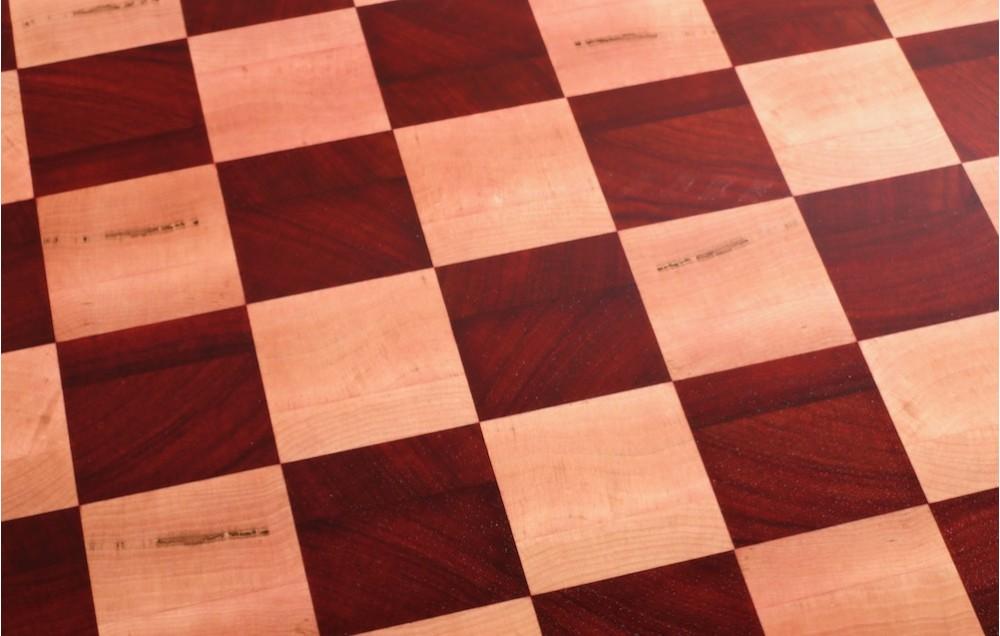 Торцевая шахматная доска MTM-CH0074
