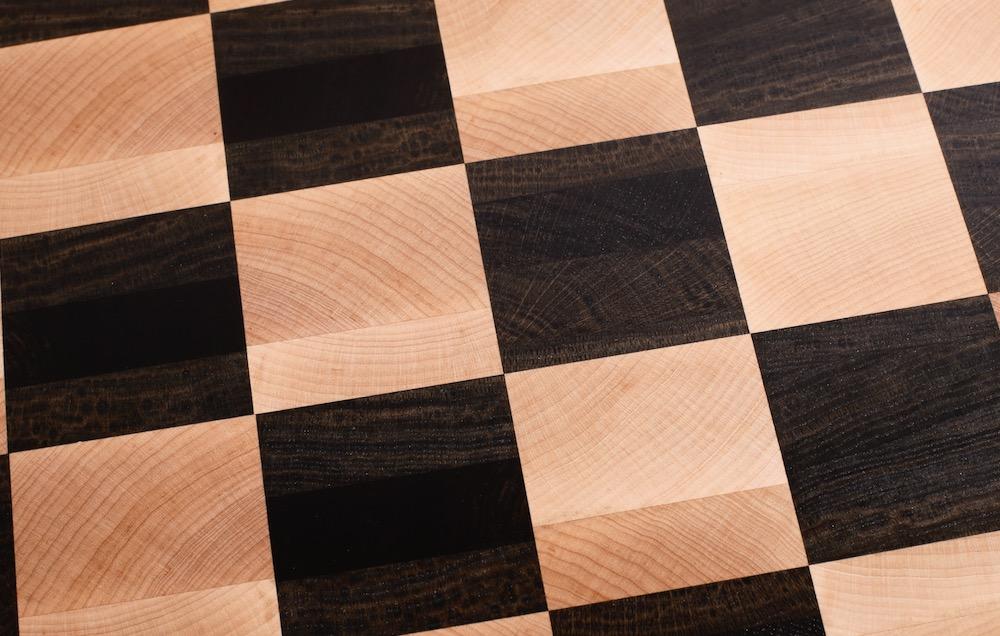 Торцевая шахматная доска MTM-CH0075