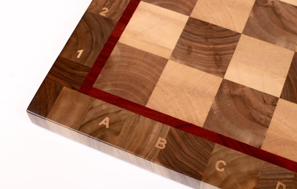 Торцевая шахматная доска MTM-CH0087
