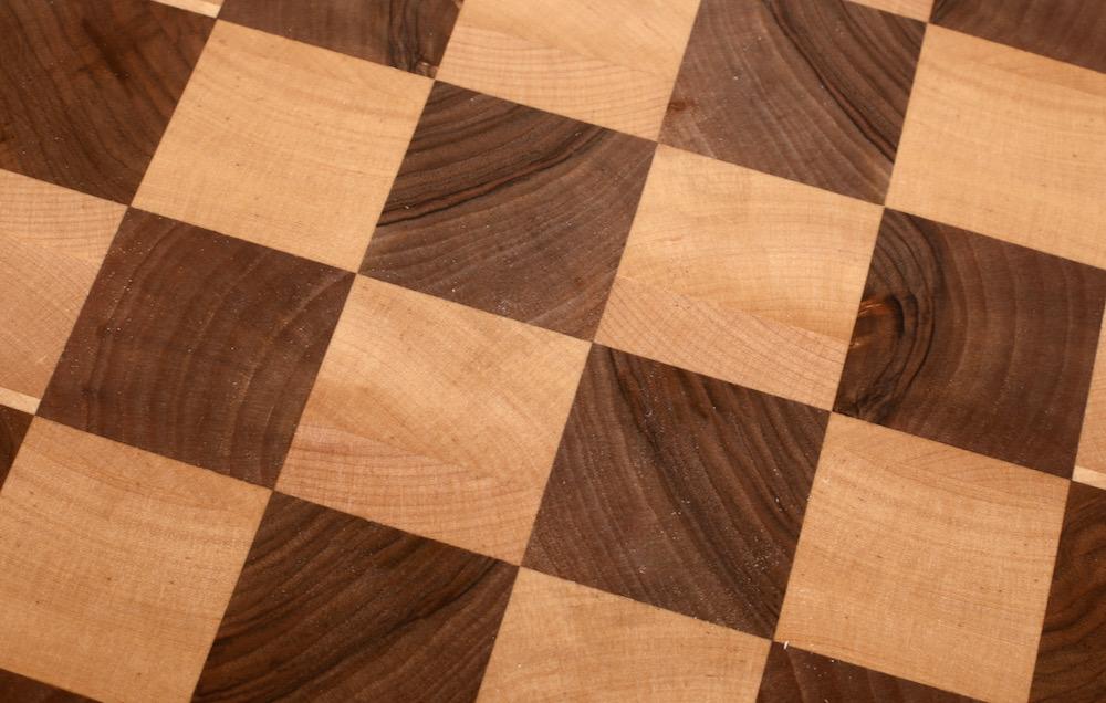 Торцевая шахматная доска MTM-CH0089
