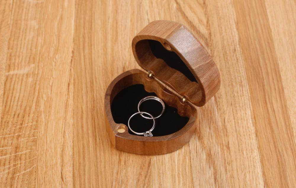 Торцевая шкатулка для украшений MTM-D0135