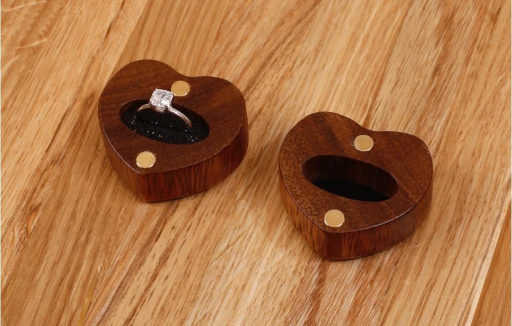 Торцевая шкатулка для кольца MTM-D0144