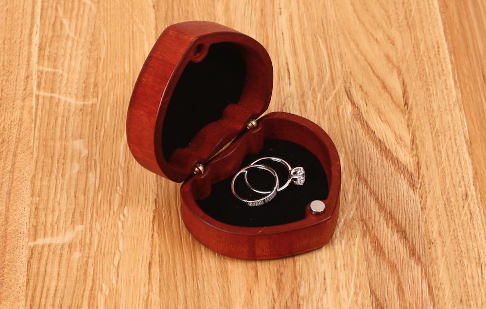 Торцевая шкатулка для украшений MTM-D0146