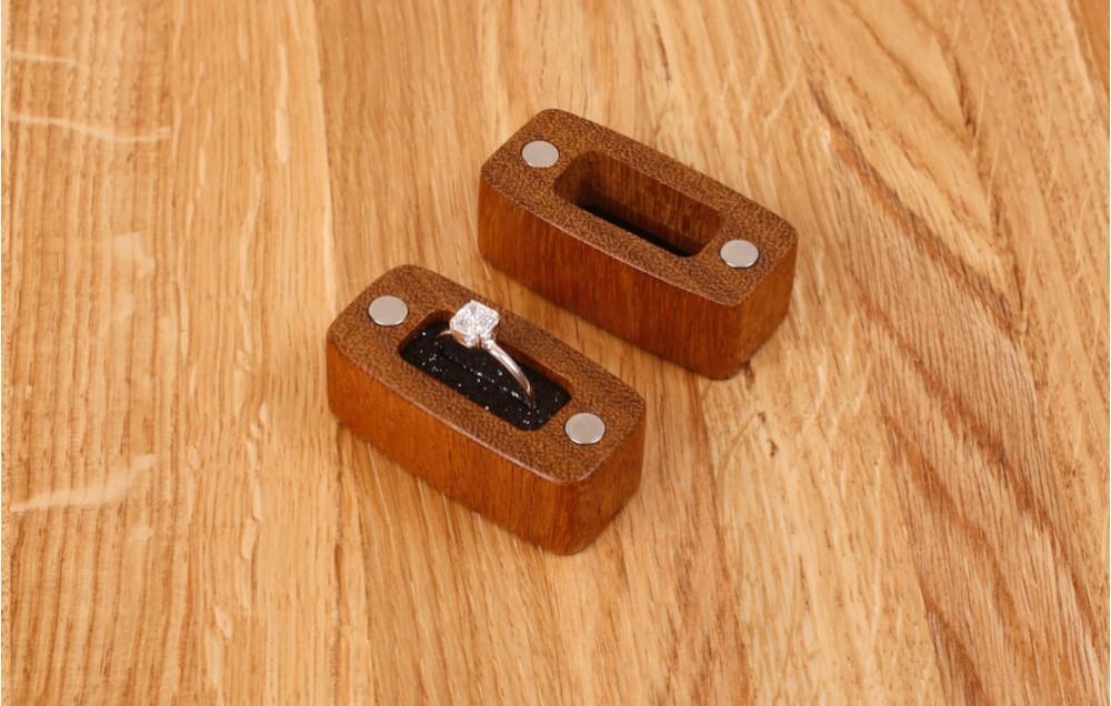 Торцевая шкатулка для кольца MTM-D0149