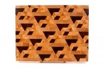 3D end gran cutting board #18