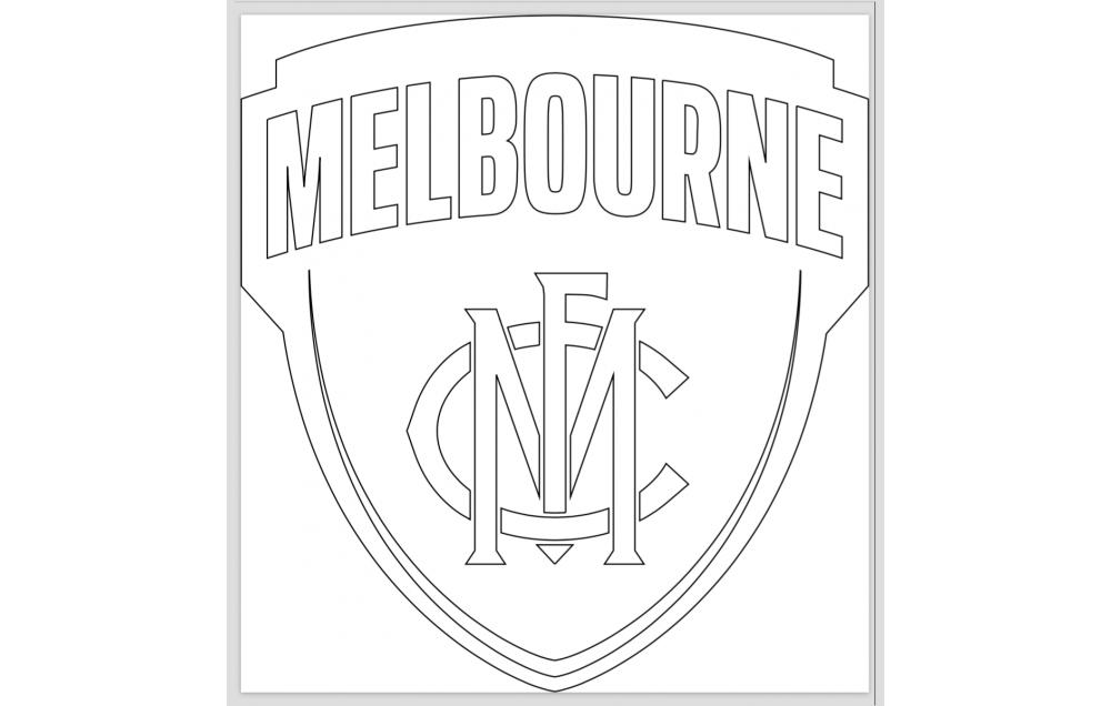 Melbourne FC logo