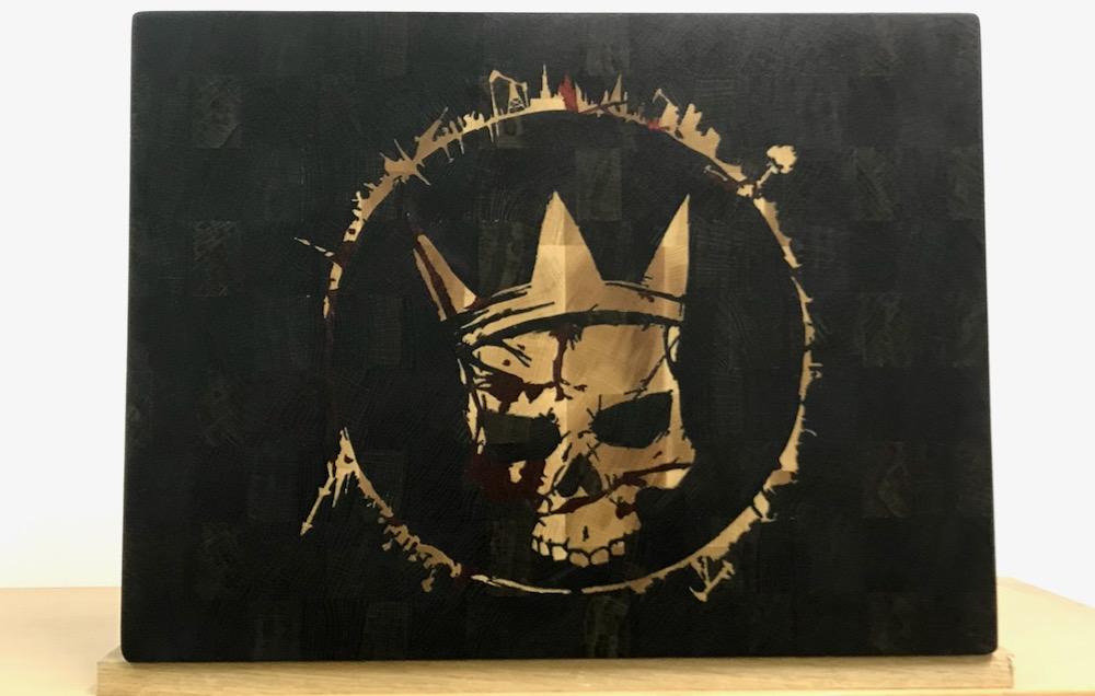 Skull crown