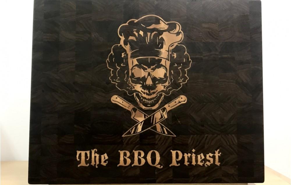 BBQ priest