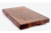 3D end gran cutting board #14