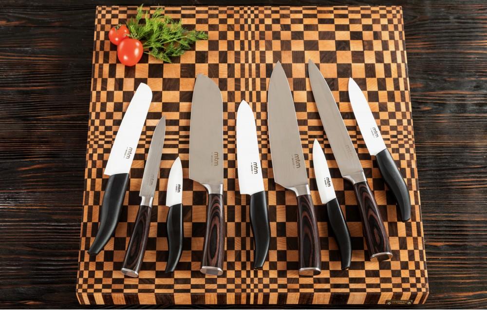Набор кухонных ножей MTM-KKS001
