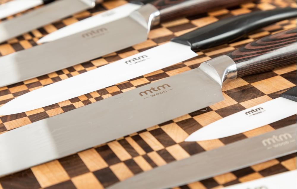 Набор кухонных ножей MTM-KKS002