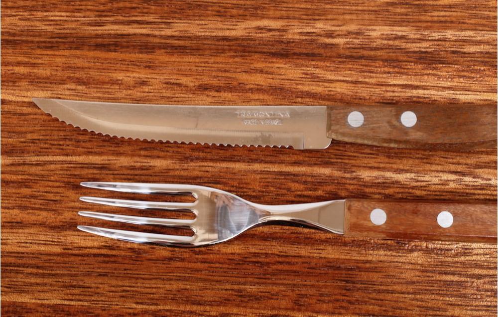 Доска для стейка с приборами MTM-LGCB0121
