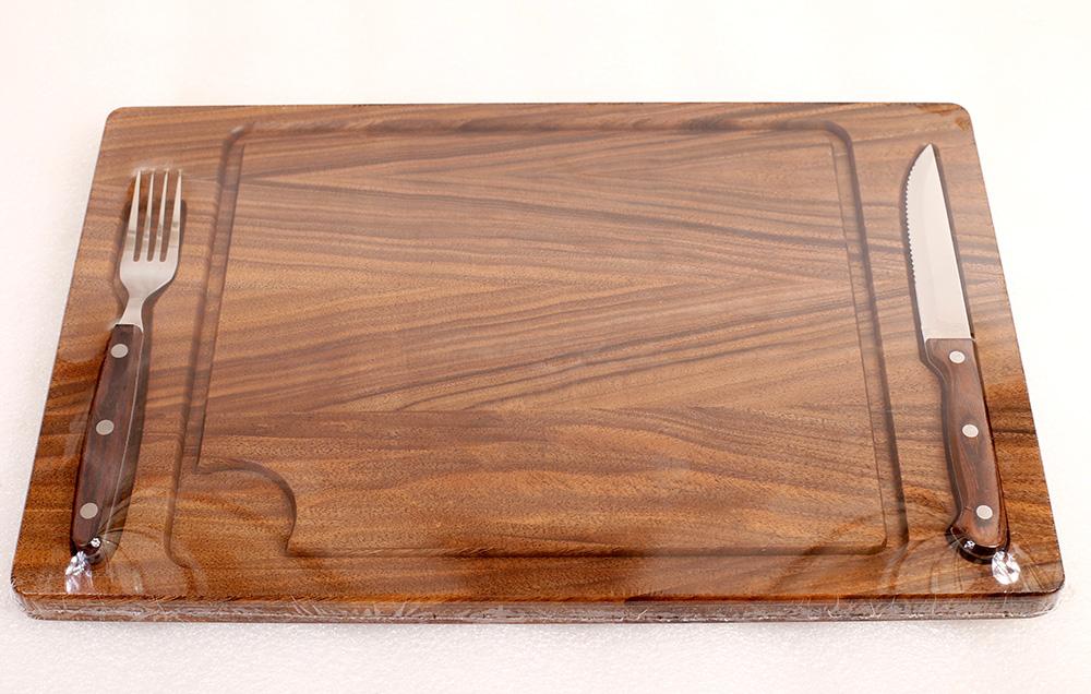 Доска для стейка с приборами MTM-LGCB0027