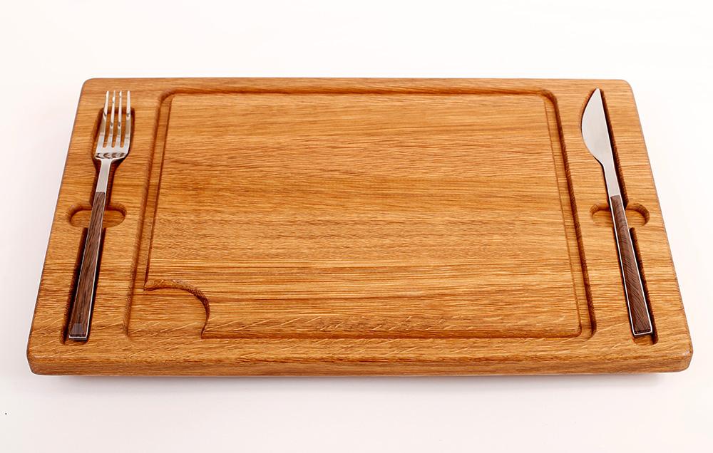 Доска для стейка с приборами MTM-LGCB0028