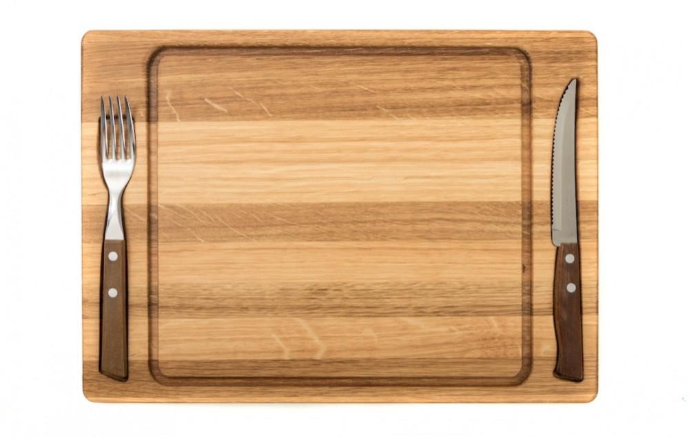 Доска для стейка с приборами MTM-LGCB0080