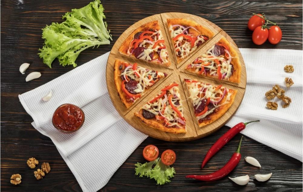 Доска для подачи пиццы MTM-LGCB0085