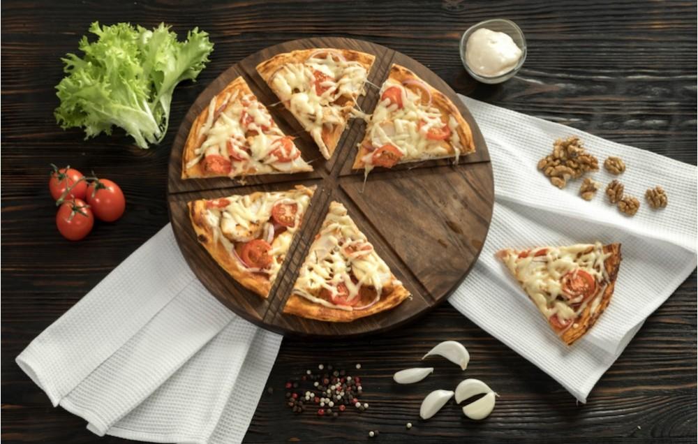 Доска для подачи пиццы MTM-LGCB0086