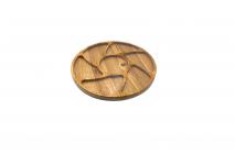 Тарелка под орехи MTM-UZD0118